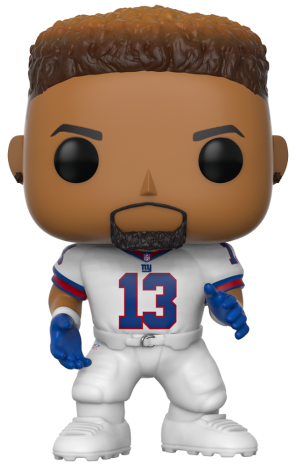 Funko Pop! Football Odell Beckham Jr. (Color Rush)