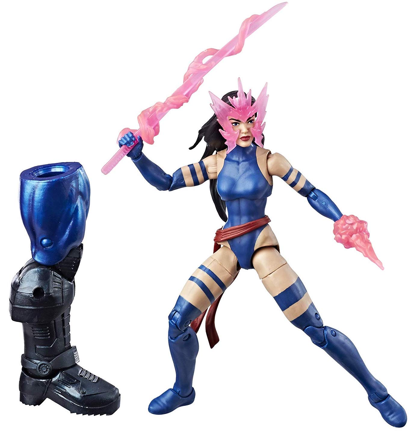 Marvel Legends Apocalypse Series Psylocke Stock