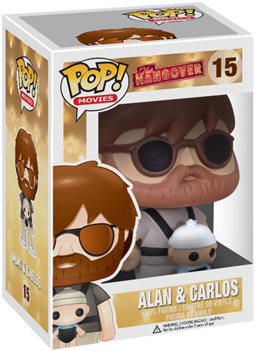 Funko Pop! Movies Alan & Carlos Stock