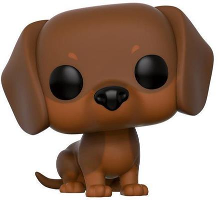 Funko Pop! Pets Dachshund (Brown) Icon Thumb