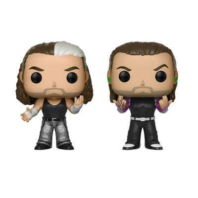 Funko Pop! Wrestling Hardy Boyz (2-Pack)