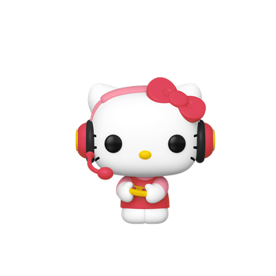 Funko Pop! Sanrio Hello Kitty - Gamer