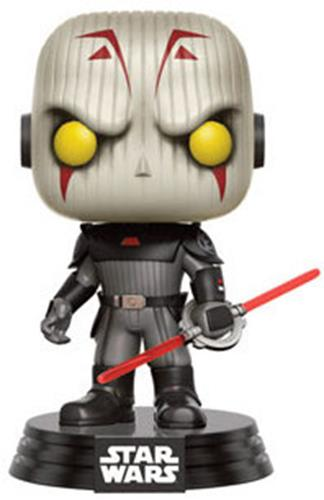 Funko Pop! Star Wars The Inquisitor