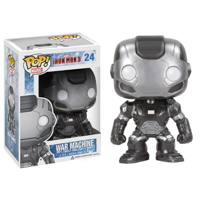 Funko Pop! Marvel War Machine (Iron Man 3) Stock