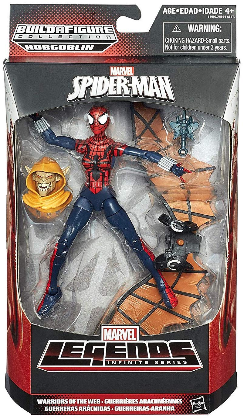 Marvel Legends Hobgoblin Series Spider-Girl