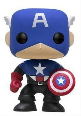 Funko Pop! Marvel Captain America (Bucky Barnes)