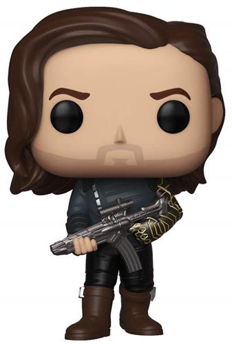 Funko Pop! Marvel Bucky Barnes Icon
