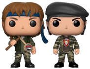 Funko Pop! Movies Frog Brothers
