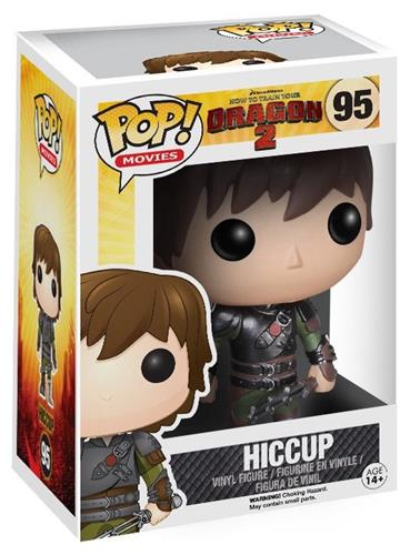 Funko Pop! Movies Hiccup Stock
