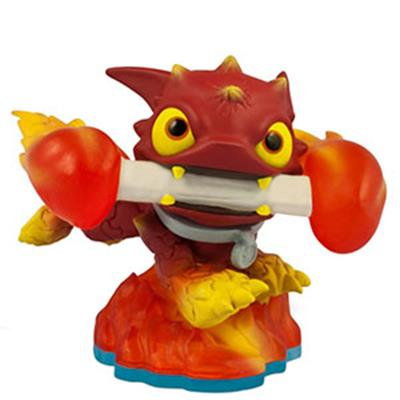 Skylanders Swap Force Fire Bone Hot Dog Icon