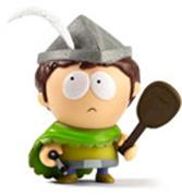 Kid Robot South Park x Kidrobot The Bard