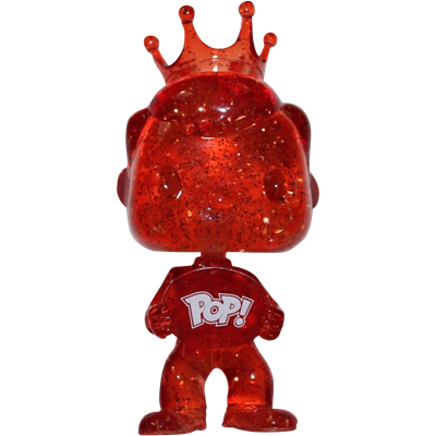 Funko Pop! Freddy Funko Freddy Funko (Crystal) (Red)