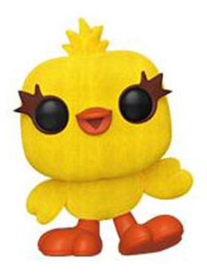 Funko Pop! Disney Ducky (Flocked)