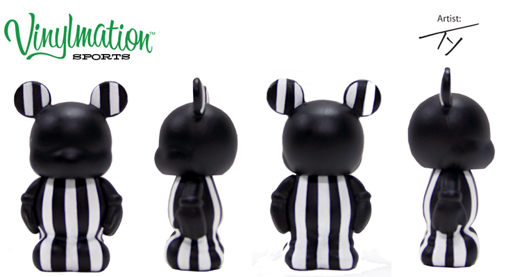Vinylmation Open And Misc Sports Jr. Referee