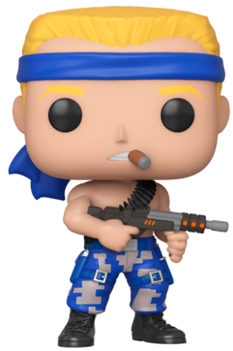 Funko Pop! Games Bill Rizer