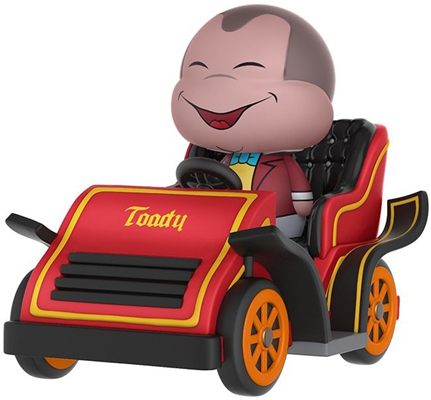 Dorbz Dorbz Ridez Mr. Toad's Wild Ride Icon