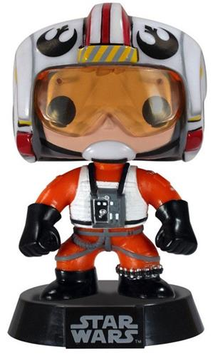 Funko Pop! Star Wars Luke Skywalker (X-Wing Pilot)