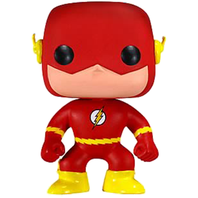Funko Pop! Heroes The Flash Icon