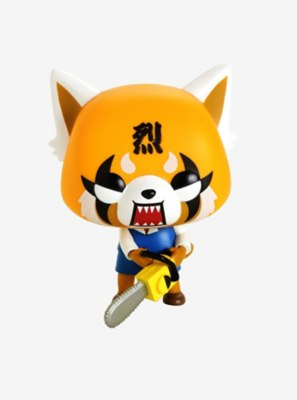 Funko Pop! Sanrio Aggretsuko with Chainsaw