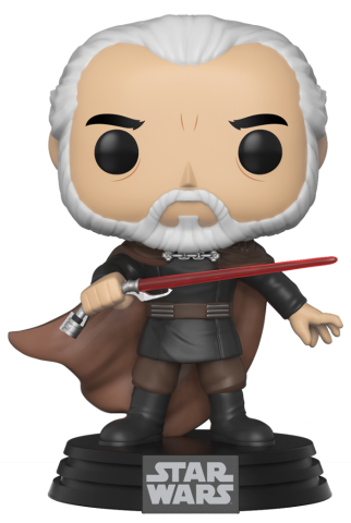 Funko Pop! Star Wars Count Dooku