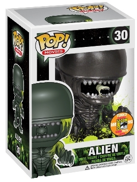 Funko Pop! Movies Alien (Bloody) Stock