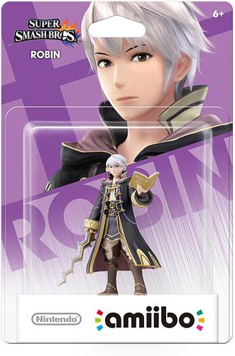 Amiibo Super Smash Bros. Robin Stock