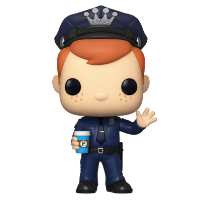 Funko Pop! Freddy Funko NYPD Officer Freddy