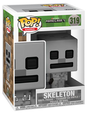 Funko Pop! Games Skeleton Stock