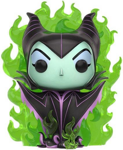 Funko Pop! Disney Maleficent (w/ Green Flame)