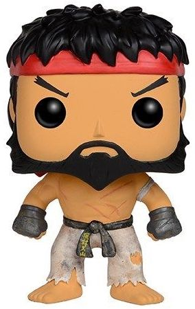 Funko Pop! Games Ryu (Hot)