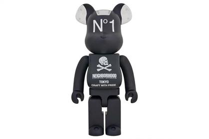 Be@rbrick Misc Neighborhood 1000%