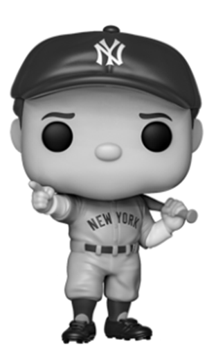 Funko Pop! Sports Legends Babe Ruth (Pointing) (Black & White) Icon