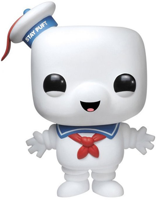Funko Pop! Movies Stay Puft Marshmallow Man Icon