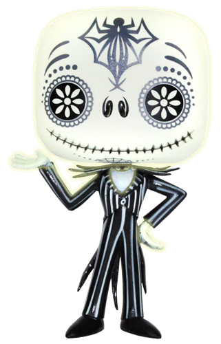 Funko Pop! Disney Jack Skellington (Day of the Dead) - Glow