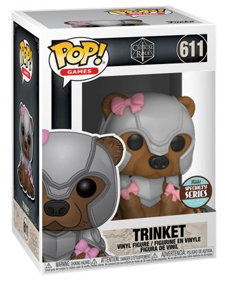 Funko Pop! Games Trinket Stock