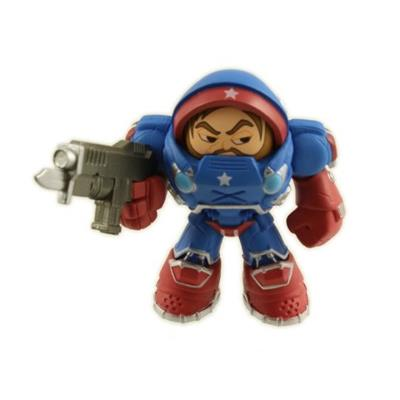 Mystery Minis Blizzard: Heroes of the Storm Jim Raynor (Patriot) Icon