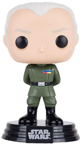 Funko Pop! Star Wars Grand Moff Tarkin