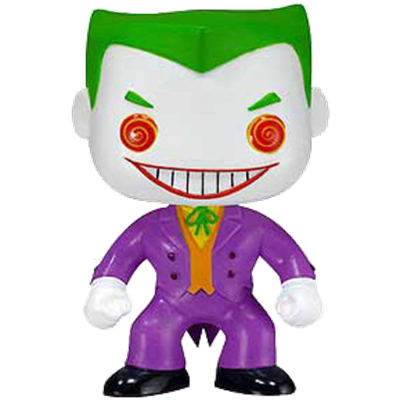 Funko Pop! Heroes The Joker Icon