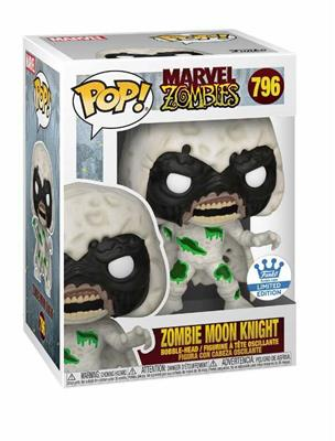 Funko Pop! Marvel Zombie Moon Knight Stock