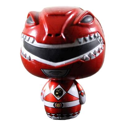 Pint Sized Heroes Power Rangers  Red Ranger (Metallic)
