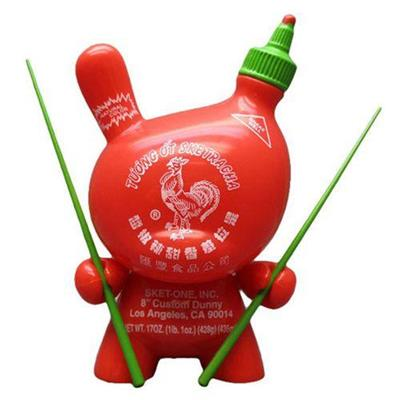 Kid Robot Special Edition Dunny Sketracha