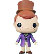 Funko Pop! Freddy Funko Willy Wonka