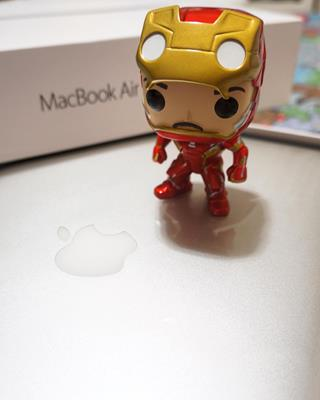 Funko Pop! Marvel Iron Man (Civil War) (Unmasked) funkocommander on tumblr.com