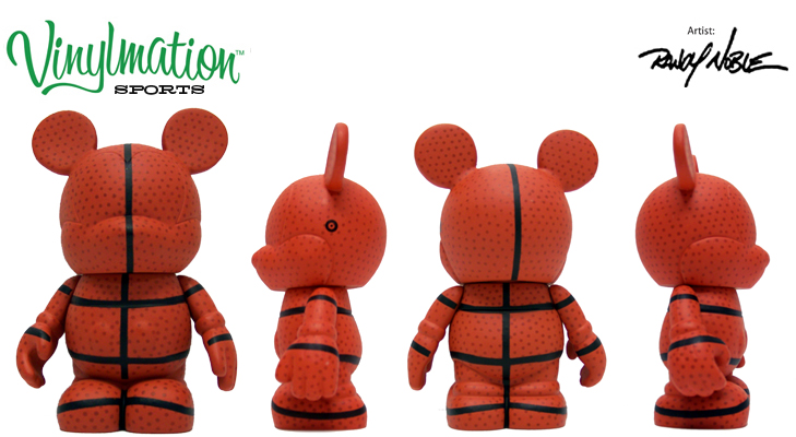 Vinylmation Open And Misc Sports Basketball