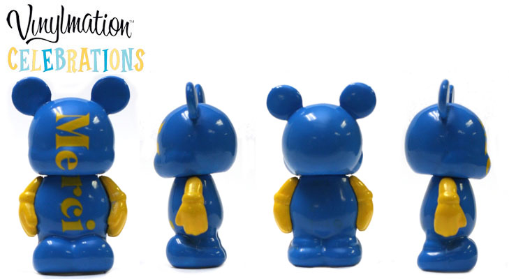 Vinylmation Open And Misc Celebrations Jr Merci