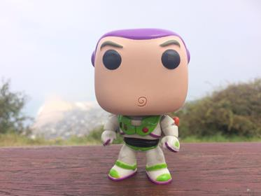Funko Pop! Disney Buzz Lightyear AdamandPhotography on Instagram