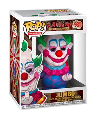 Funko Pop! Movies Jumbo Stock
