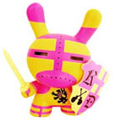 "Kid Robot 8"" Dunnys Hard Days Knight"