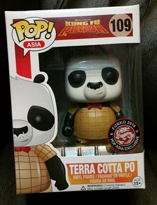 Funko Pop! Asia Terra Cotta Po Stock