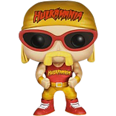Funko Pop! Wrestling Hulk Hogan